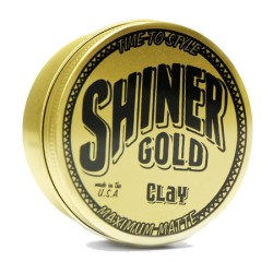 Shiner Gold - Maximum Matte Clay