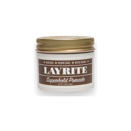 Layrite - Super Hold Pomade