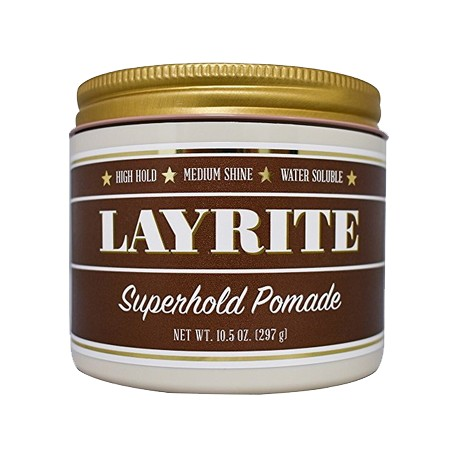 Layrite - Super Hold Pomade XXL Size